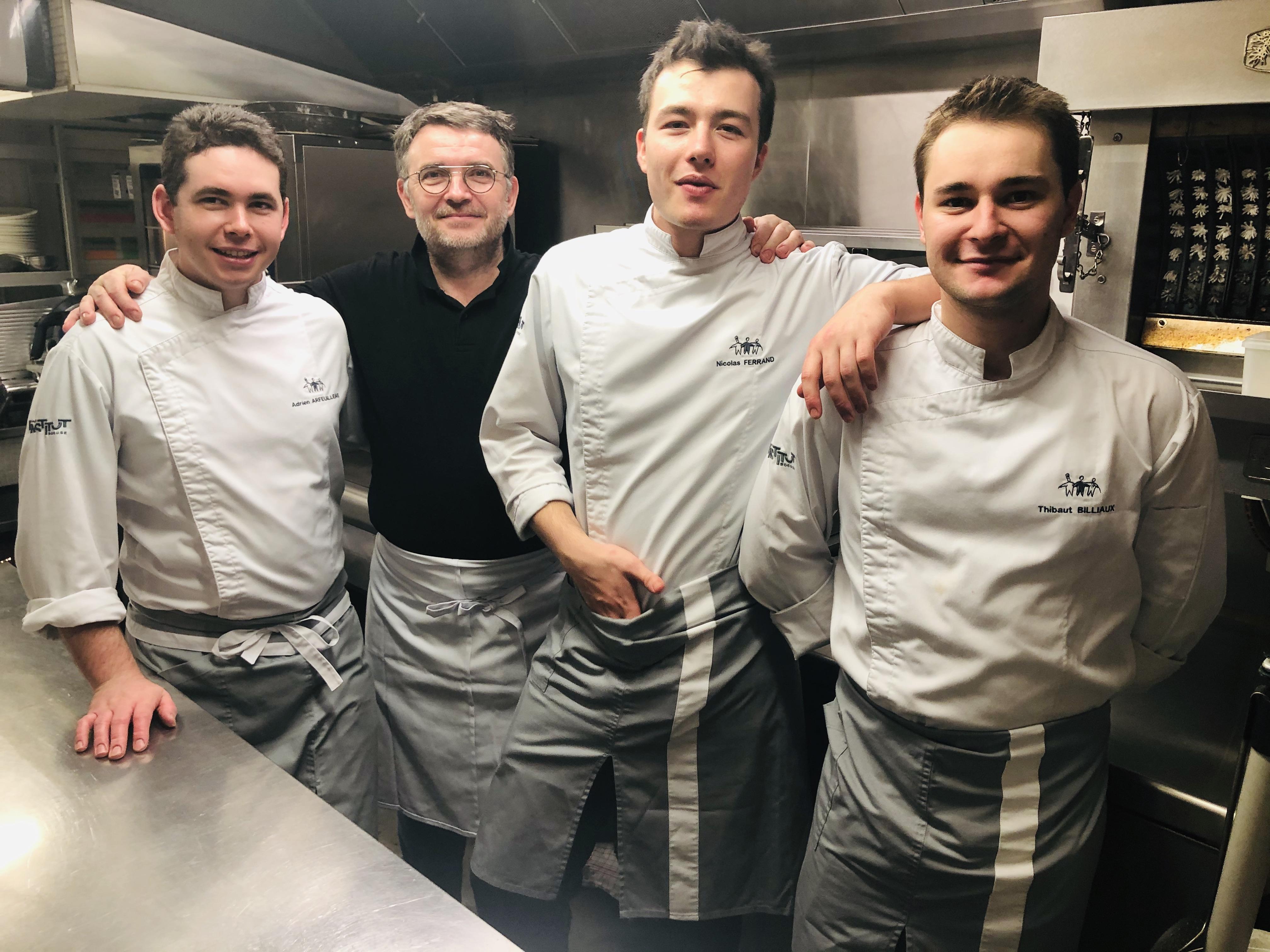 soirée chefs